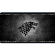 A Game of Thrones : The Card Game (Second Edition) – House Stark Playmat